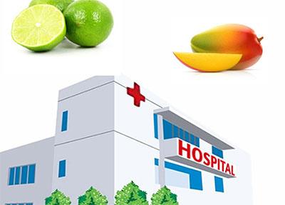 Alimentacion en situaciónes de hospitalización