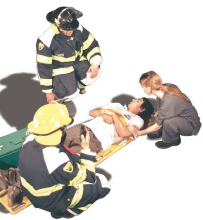 Emergencias en Incendios y primeros Auxilios