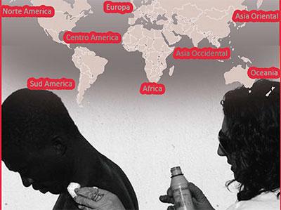 Patologías Del Inmigrante: Enfermedades Importadas y Localización Geográfica