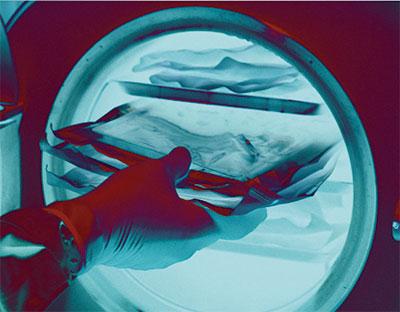 Técnicas de esterilización en la zona hospitalaria