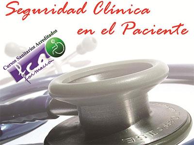 Curso Universitario de Especialización en Seguridad Clínica en el Paciente – UEMC