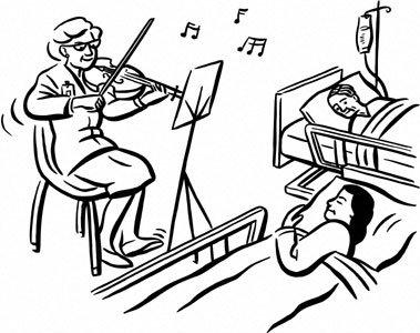 Terapia Musical: La música como herramienta terapéutica y apoyo auxiliar al tratamiento en el ámbito sanitario